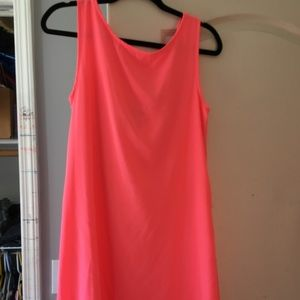 Dottie couture dress with bow in back